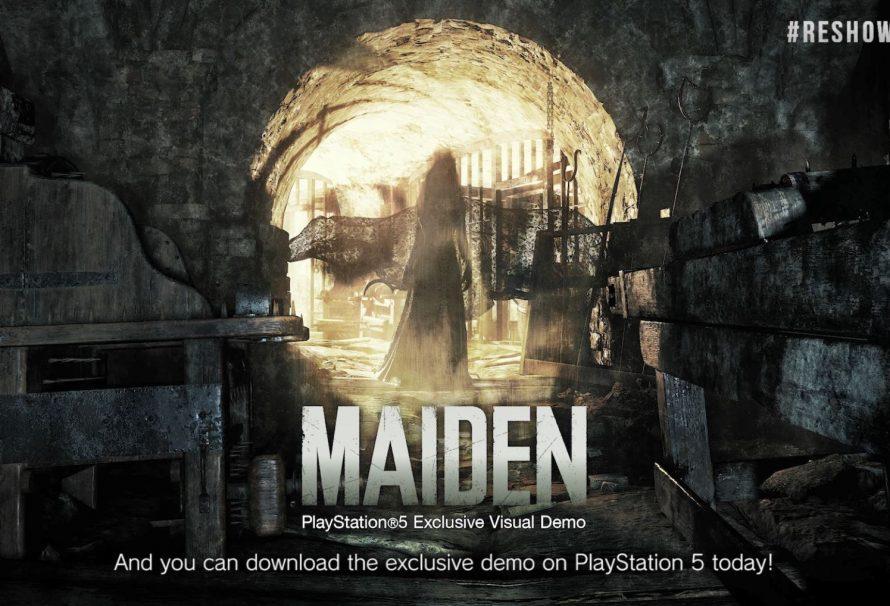 Resident Evil Village exclusive 'Maiden' demo for PS5 available today
