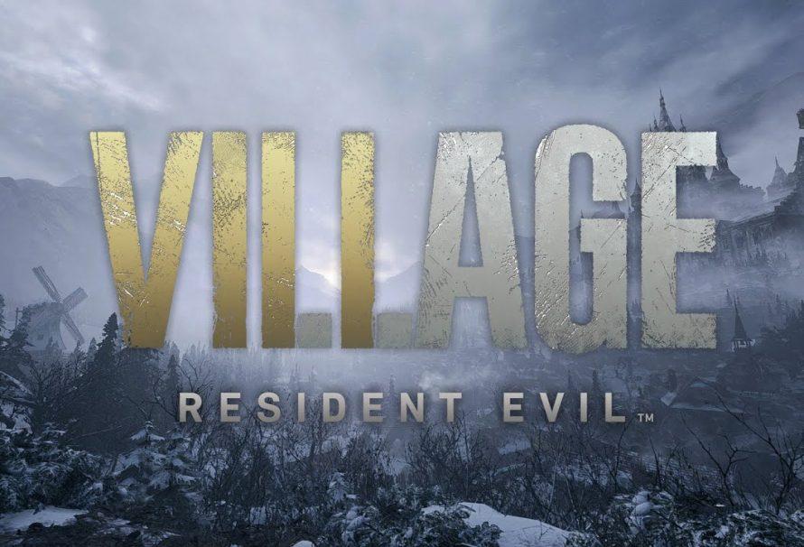 Resident Evil Village gets a release date