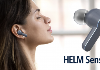 HELM Audio Announces SensusHD True Wireless Headphones; Releases Q2 2021