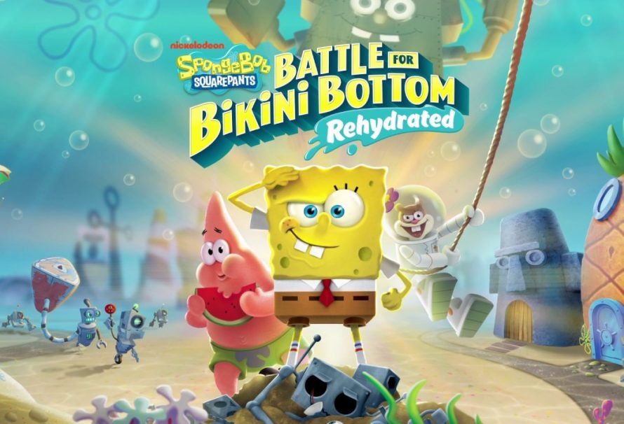 SpongeBob SquarePants: Battle for Bikini Bottom- Rehydrated Coming To Mobile