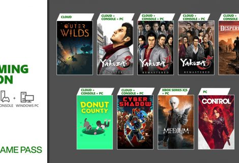 Xbox Game Pass adds The Yakuza Remastered Collection, The Medium, and more by the end of January