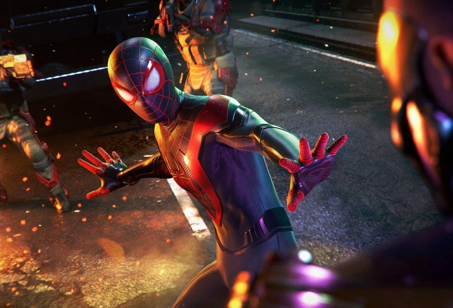 Marvel's Spider-Man: Miles Morales Art Book Revealed