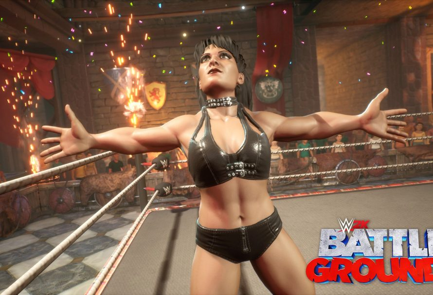 Chyna And Mark Henry Coming To WWE 2K Battlegrounds Roster