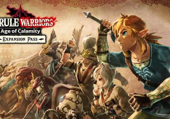 Hyrule Warriors: Age of Calamity getting an Expansion Pass