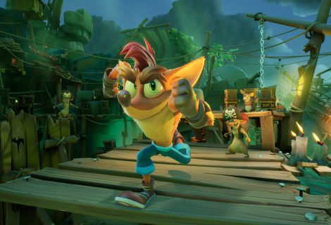 Crash Bandicoot 4: It's About Time coming to PS5, Xbox Series, and Switch next month