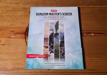 D&D: Dungeon Master's Screen Wilderness Kit Review