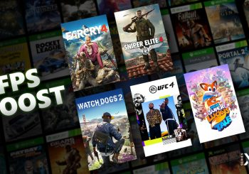 FPS Boost for backward compatible games announced for Xbox Series