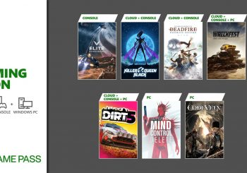 Xbox Game Pass adds DIRT 5, Code Vein for PC, and more in February