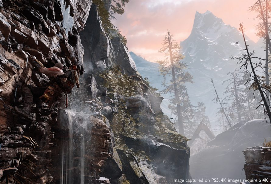God of War getting a PS5 patch tomorrow