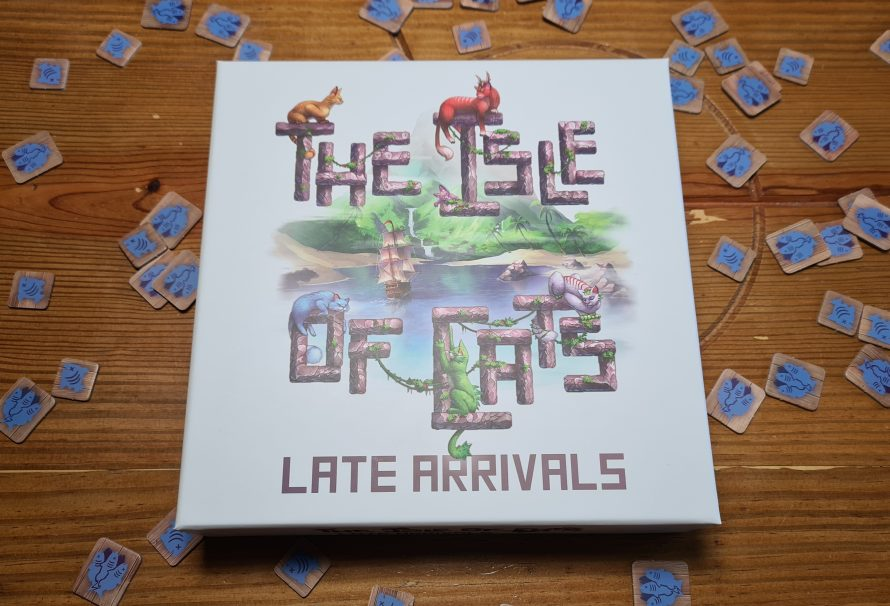 The Isle of Cats: Late Arrivals Review