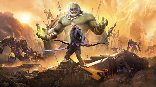 Marvel's Avengers 'Operation: Hawkeye – Future Imperfect' launches March 18