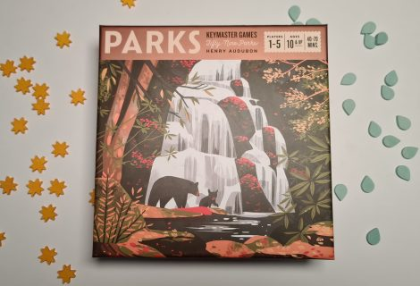 PARKS Review - Hike The US National Parks
