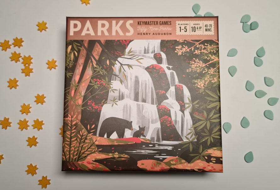 PARKS Review – Hike The US National Parks