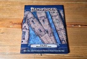 Pathfinder Bigger Pirate Ship Flip Mat Review