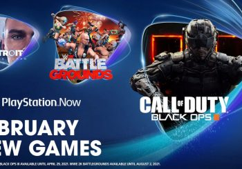 PlayStation Now adds Call of Duty: Black Ops III, Little Nightmares, and more