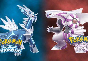Pokemon Brilliant Diamond and Shining Pearl announced for Nintendo Switch