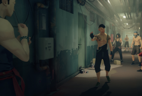 Sifu Announced for PS4/5 and PC