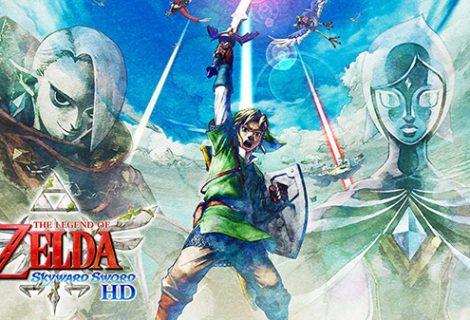The Legend of Zelda: Skyward Sword HD coming to Switch