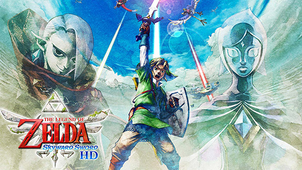 The Legend of Zelda: Skyward Sword HD coming to Switch