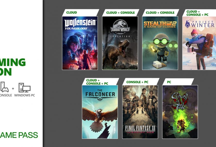 Xbox Game Pass gets Final Fantasy XII: The Zodiac Age, Wolfenstein: Youngblood, and more