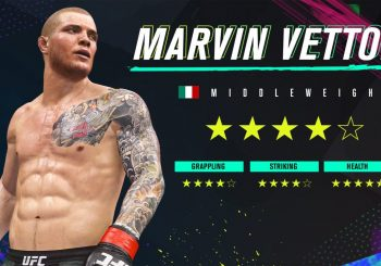EA Sports UFC 4 Update Patch Adds New Fighters And More