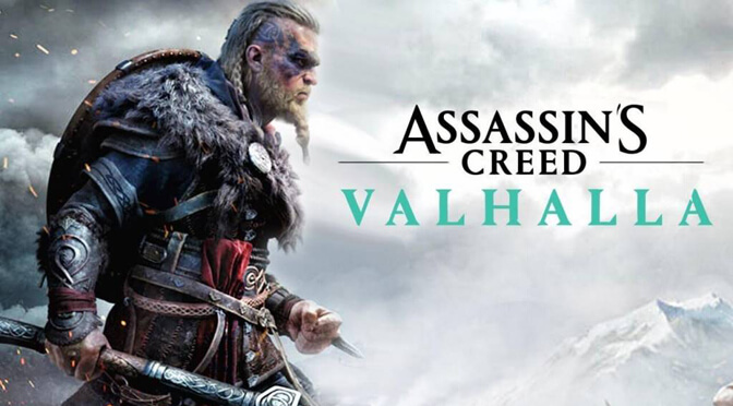 New Assassin's Creed Vahalla Update Patch Notes Arrive
