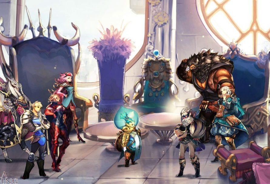 Astria Ascending Revealed; Features Veteran Final Fantasy Developers