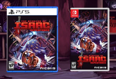 The Binding of Isaac: Repentance announced for consoles