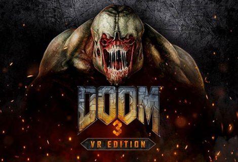 DOOM 3: VR Edition announced for PSVR