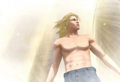 El Shaddai: Ascension of the Metatron coming to Steam in Mid-April 2021