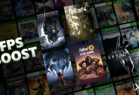 Five Bethesda titles get the FPS Boost treatment on Xbox Series today
