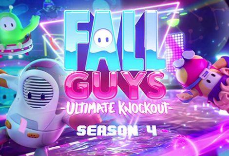 Fall Guys: Ultimate Knockout Season 4 begins next week