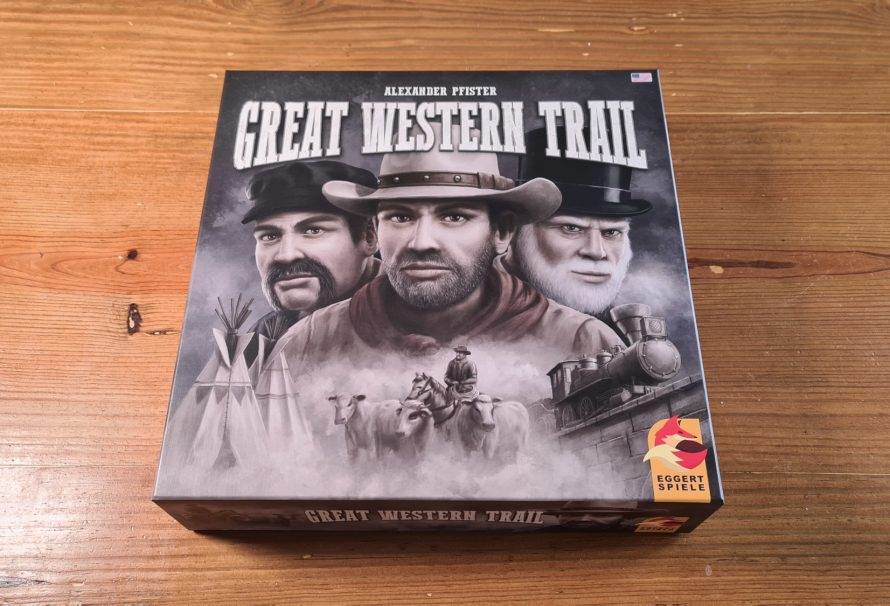 Great Western Trail Review