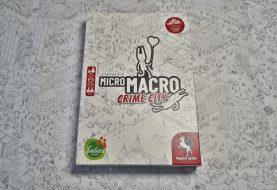 MicroMacro Crime City Review