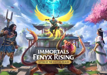 Immortals Fenyx Rising 'Myths of the Eastern Realm' DLC now available