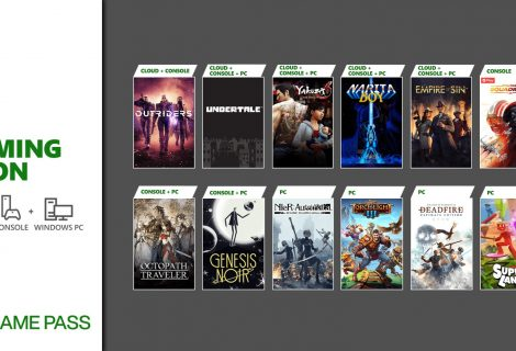 Xbox Game Pass adds Octopath Traveler, Yakuza 6, and more in late March