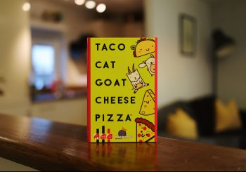 Taco Cat Goat Cheese Pizza Review