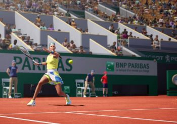 Tennis World Tour 2 Patch Has Been Delayed