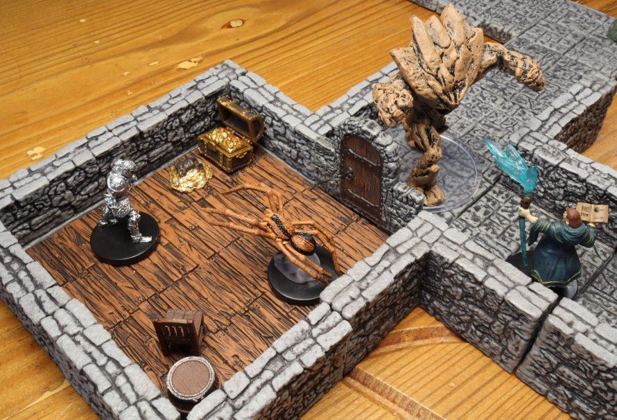 WarLock Tiles Dungeon Tiles 1 Review