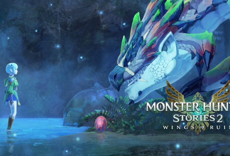 Monster Hunter Stories 2: Wings of Ruin Releases July 9; PC version revealed