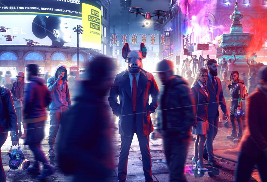 Watch Dogs Legion 1.13 Update Patch Notes Arrive