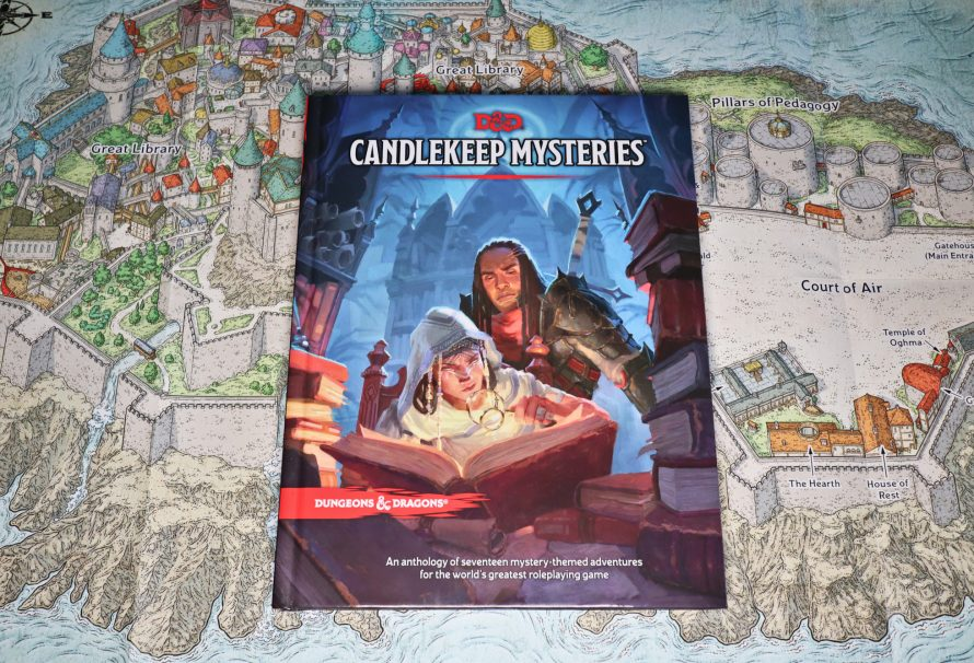 Dungeon & Dragons: Candlekeep Mysteries Review
