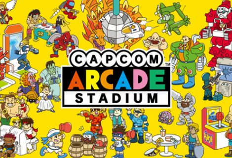 Capcom Arcade Stadium launches May 25 for consoles and PC