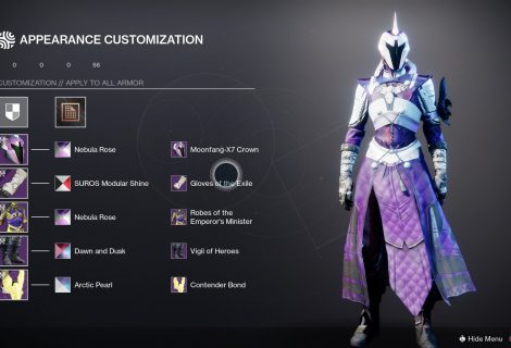 Destiny 2's Transmog System Detailed; More Complicated than You Might Think
