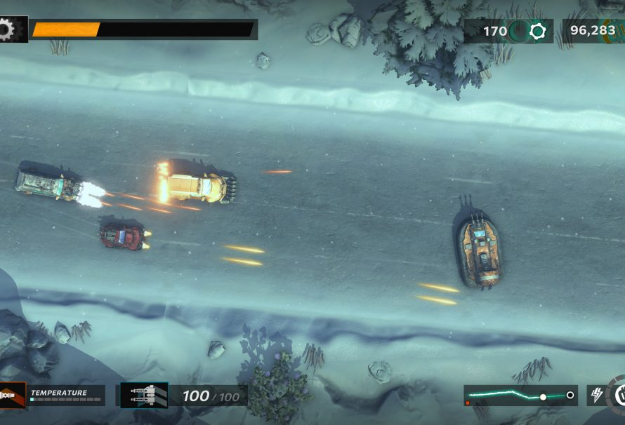 Gearshifters announced for PS4, Xbox One, Switch, and PC