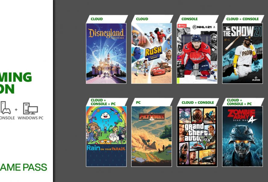 Xbox Game Pass adds Grand Theft Auto V, MLB The Show 21, and more in April