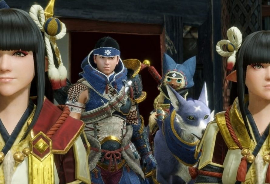 Monster Hunter Rise version 1.1.12 update now live