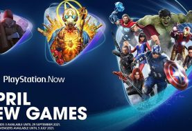 PlayStation Now adds Borderlands 3, Marvel's Avengers, and more