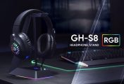 Aukey RGB Headset Stand (GH-S8) Review