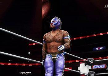WWE 2K22 Trailer Features Rey Mysterio